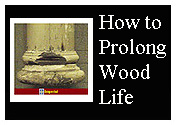 Read how to prolong wood life