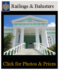 balusters and railings, spindle replacements